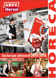 sectorakkoord horeca 2015-2016