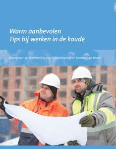 Werken in de koude